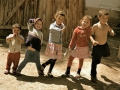 KG line of happy children.jpg